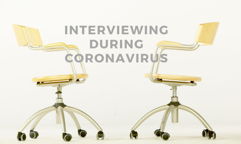 Finding Real Talent Virtually: Interviewing During Coronavirus