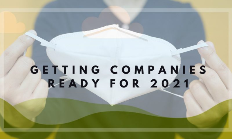What we've learned and what to do next — Getting companies ready for 2021